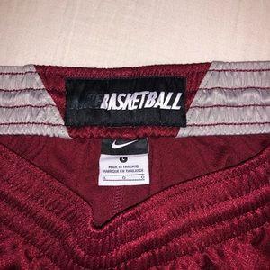 Nike Shorts - Nike men's basketball shorts